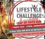 Leap Of Faith Run! : Venue D'Aria