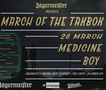 March of the Takbok: Medicine Boy : Bohemia, Stellenbosch