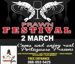 Prawn Festival : Weekend Market JHB