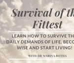 Survival of the Fittest : Root Salutogenesis