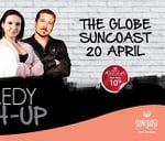 The Comedy Mash-Up : SUNCOAST Durban