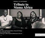 Tribute to Mama Africa - a MRMC fundraiser : Centre for Jazz and Popular Music
