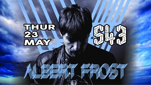 Albert Frost Live : S43 Home to That Brewing Co.
