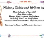 Alchemy Holistic and Wellness Expo : Jeppe Quondam