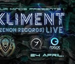 Our Minds Presents: Kliment (Zenon Records) Live at Club Reset : Reset.