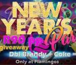 NEW YEARS PARTY : Flamingos Night Club Langebaan