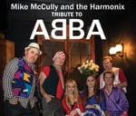 Mike Mccully & The Harmonix, ABBA Tribute : Elgin Railway Market