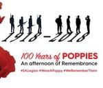 100 Years of Poppies - Poppy Concert 2018 : Johannesburg City Hall