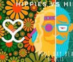 Secret Sunrise - Hippies vs Hipsters - Hout Bay : Hout Bay Beach