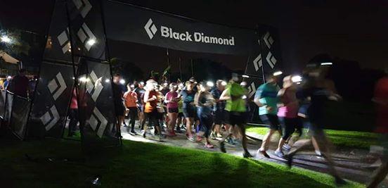 Kinetic Events Africa: Black Diamond Night trail run