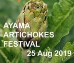 Artichokes Festival : Ayama Slent Farms