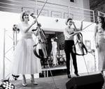 Rosanthorn Cello Trio Oude Libertas : Oude Libertas Amphitheatre