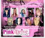 Zumbathon® - Pink Drive® Charity Event : Hurricane Road, Hangar 50, Rand Airport, Germiston, Gauteng, South Africa