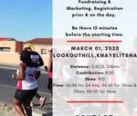 KAC Fundraising Long Run 1 : Lookout Hill Khayelitsha