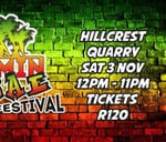 Jammin Reggae Fest - Cape Town 2018 : Hillcrest Quarry