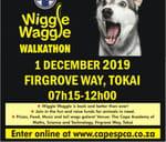 SPCA Wiggle Waggle Walkathon 2019 : Cape Academy of Mathematics, Science and Technology