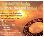 Astrological Worshop : Centre of Universal Mind - Durban