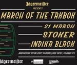 March of the Takbok: Stoker | Indika Black : Bohemia, Stellenbosch