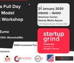 Business Model Development Workshop with Monde Zuma -MamelodiBiz : American Corner, Pretoria