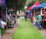 The Vilakazi Street Night Market : The Vilakazi Street Night Market