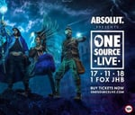 Absolut Presents: One Source LIVE : 1 Fox St, Johannesburg, 2001, South Africa