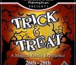 TRICK & TREAT this Halloween! : RHUMBELOW THEATRE