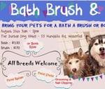 HUSKY Rescue KZN Bath Brush and Groom day : The Durban Dog Hotel