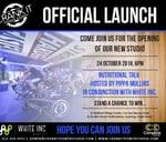 Official Launch : Crank It Power Studio