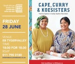 Cape, Curry & Koesisters: Homebru : Tyger Valley Centre