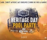 Heritage Day Pool Party : Strolla