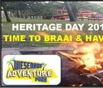 Heritage Day 2018 : Wiesenhof Adventure Park