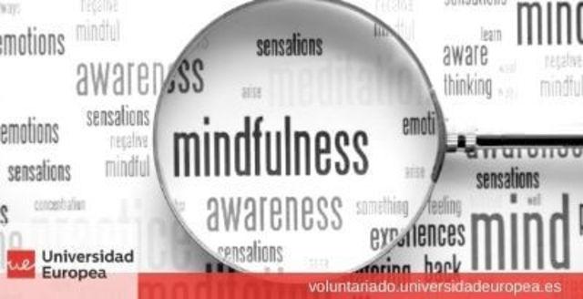 Acción de Voluntariado Virtual: Sesión de Mindfulness para personas con diversidad funcional