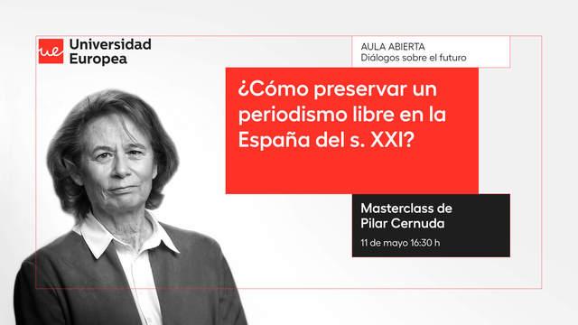 Aula Abierta - ¿Cómo preservar un periodismo libre en la España del s. XXI?