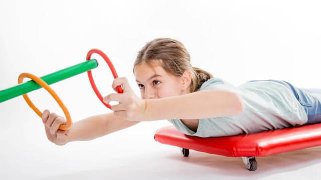 Terapia Ocupacional en la infancia y adolescencia. Un abordaje integral.