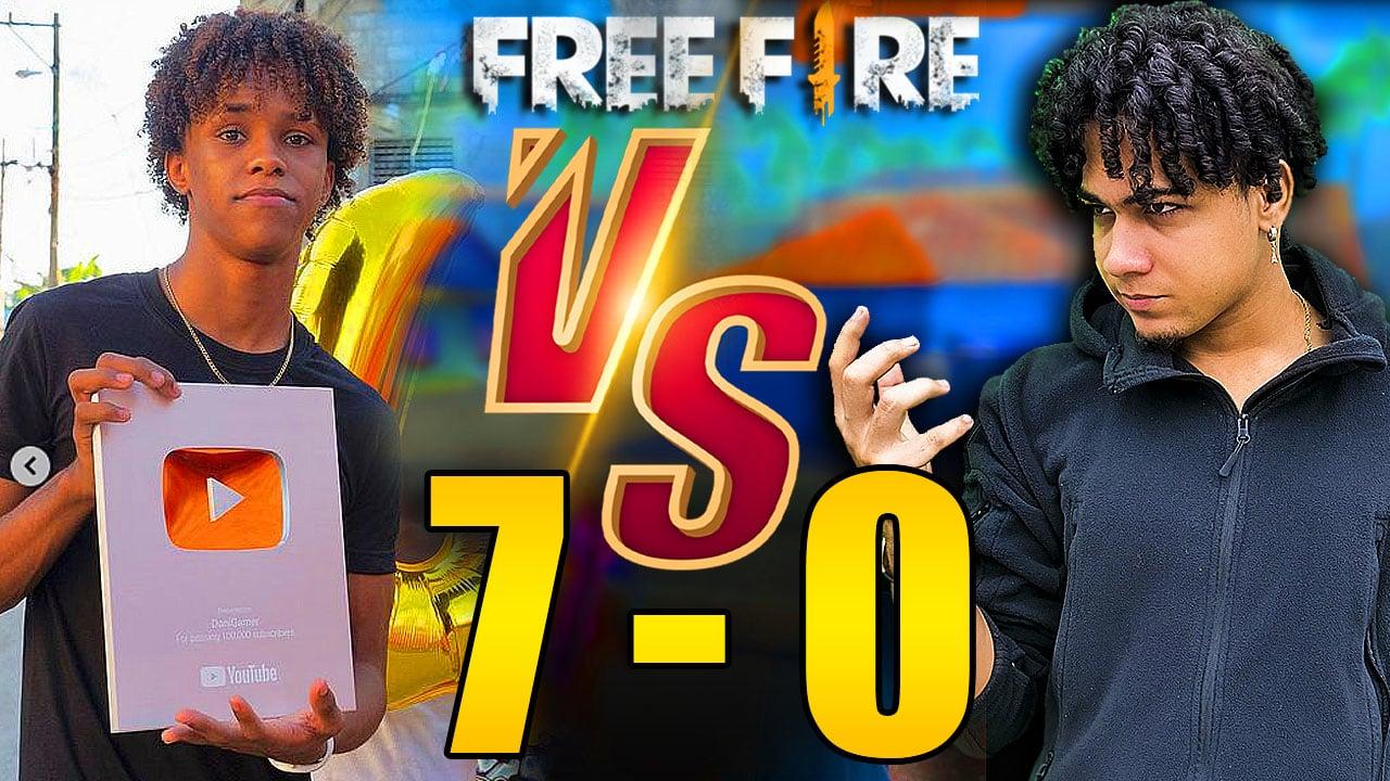 GARENA FREE FIRE | TheNino