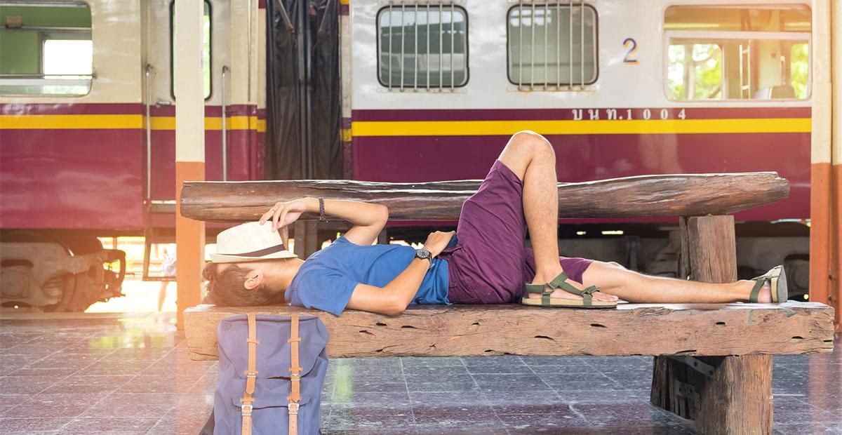How Do You Sleep on the Reunification Express?