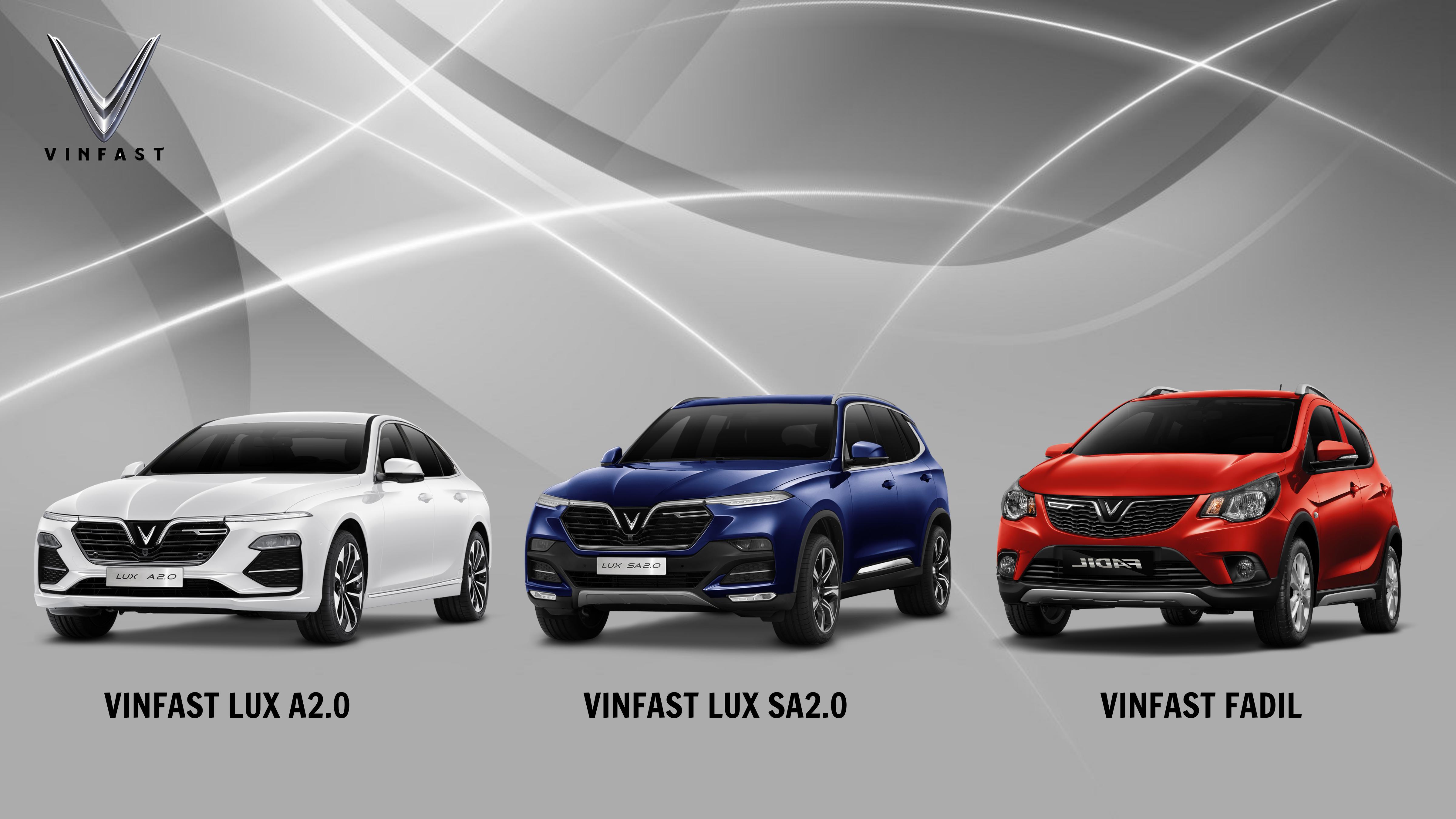 3 dong xe VinFast dat chuan ASEAN NCAP