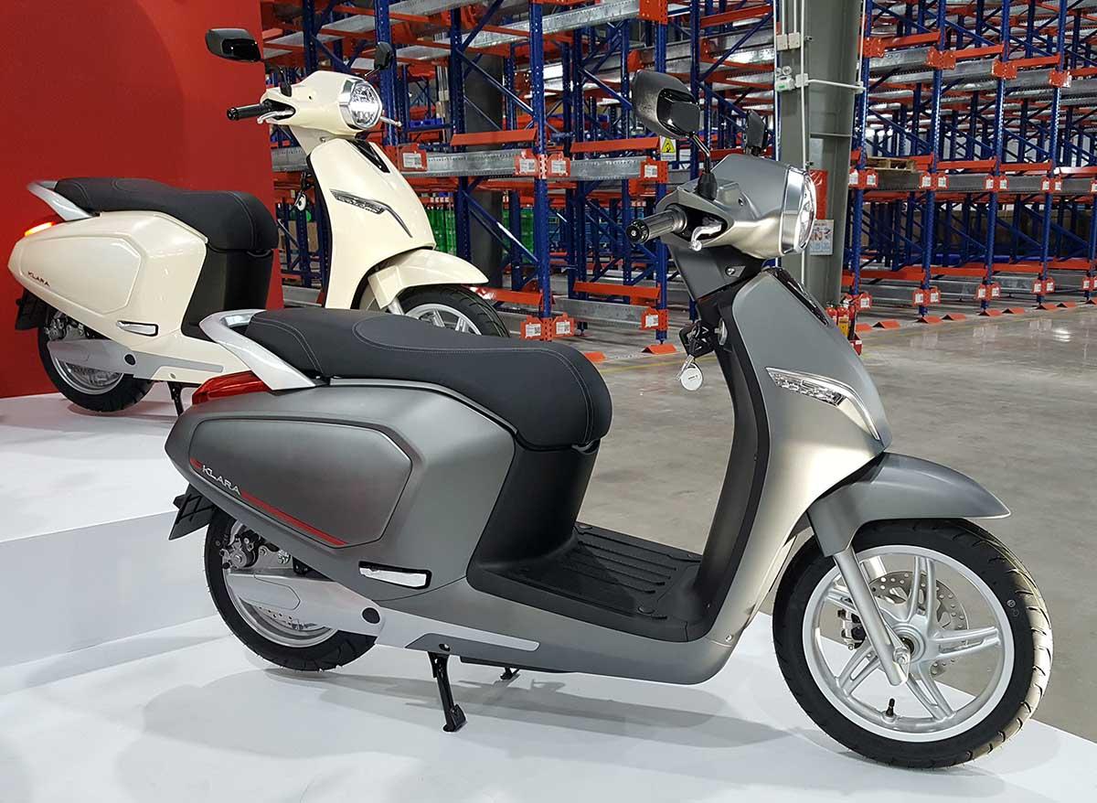 Trong các loại xe máy cho học sinh thì xe máy điện VinFast Klara S có nhiều tiện ích thông minh