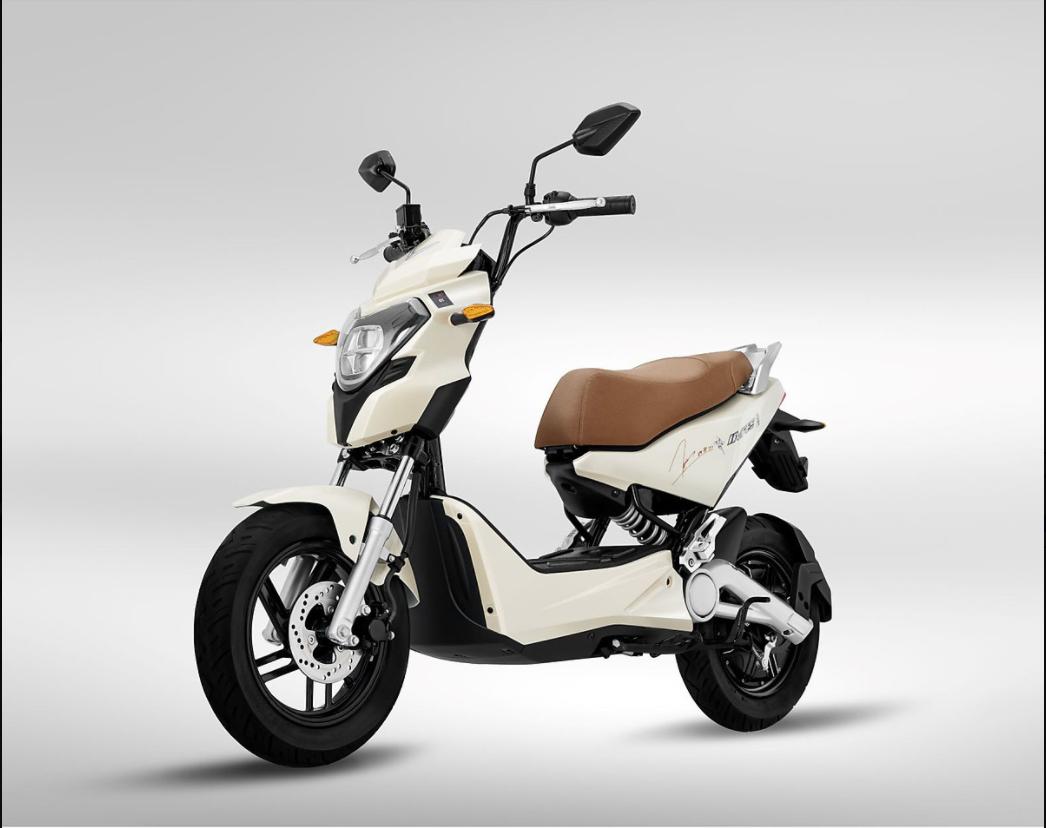 Xe máy điện Impes dáng thể thao cực chất (nguồn: xediensmile.com)