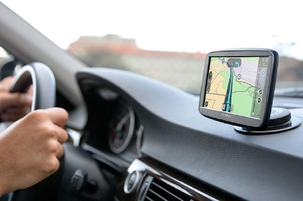 GPS cho oto 1