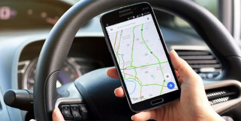 GPS cho oto 2
