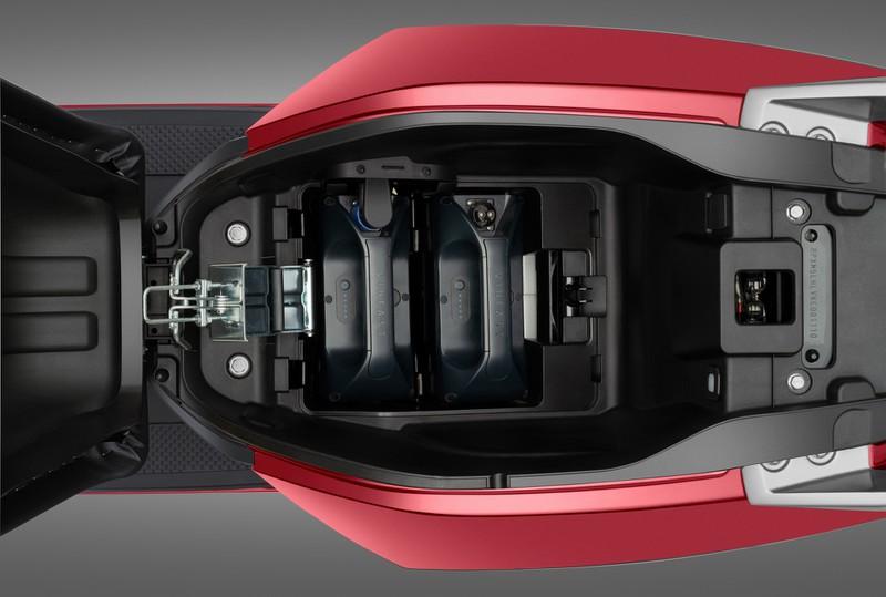 Vị trí bộ phận pin trong xe (Nguồn: baohomnay.net)