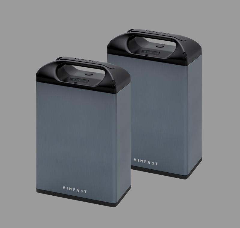 VinFast Impes sử dụng pin Lithium-ion của LG Chem (Nguồn: vinfastauto.com)