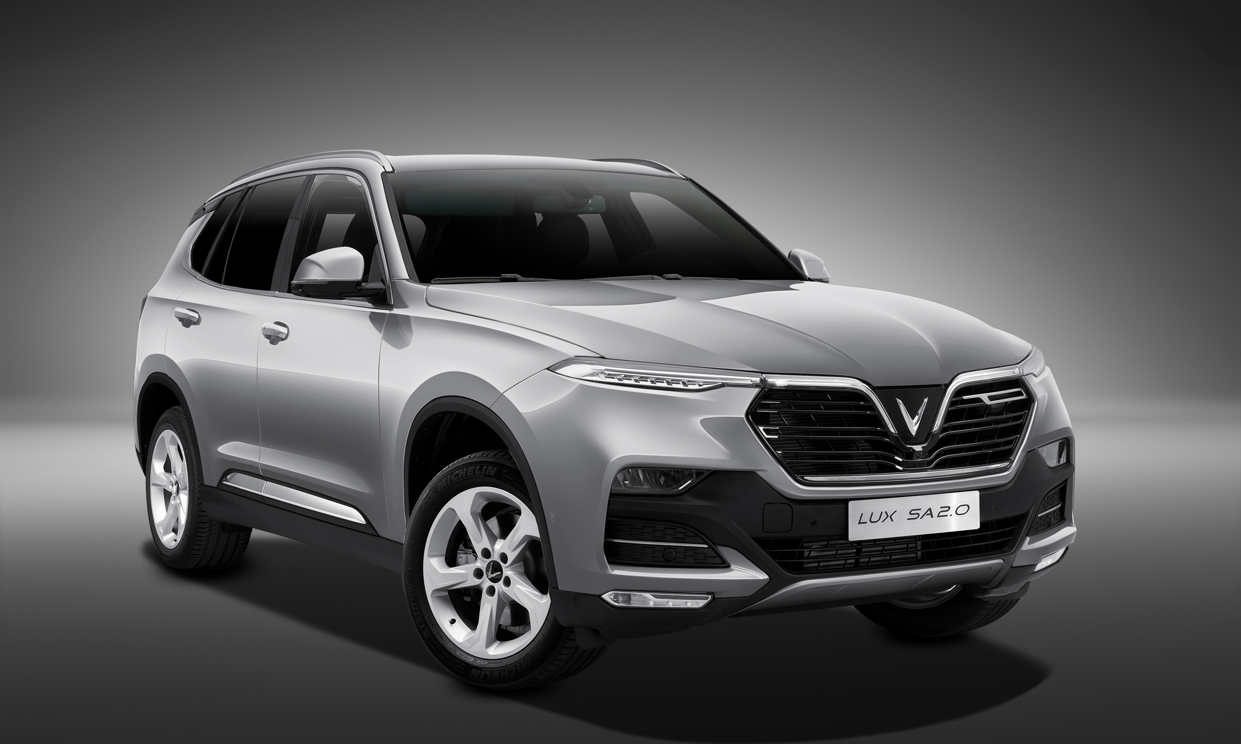 vinfast lux sa2.0 thuoc dong xe SUV