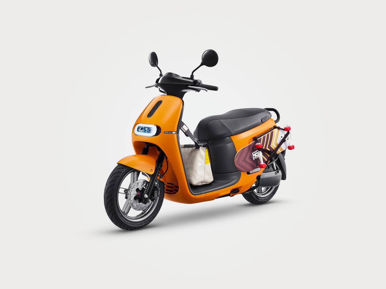 Xe máy điện Honda Gogoro thông minh bền bỉ