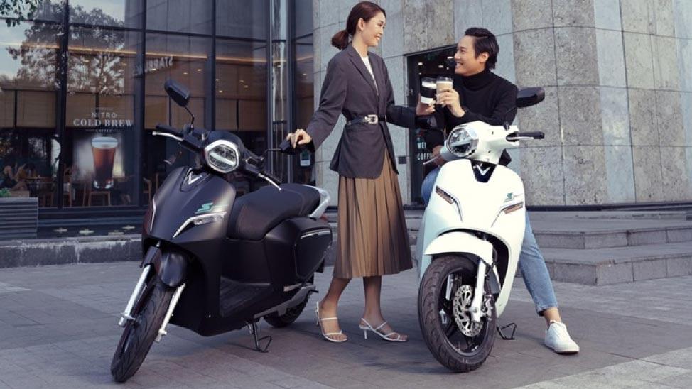 Xe máy điện VinFast Klara S rất được các bạn trẻ yêu thích