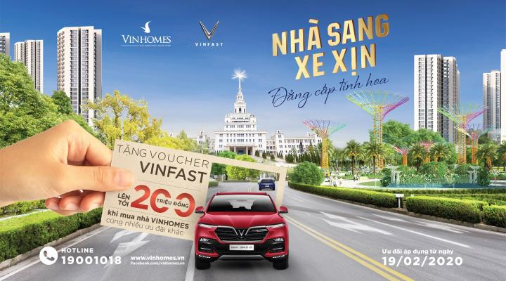 Hinh anh huong dan cach su dung voucher vinfast