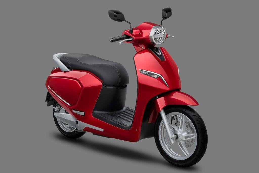 Xe máy điện VinFast Klara S có thiết kế sang trọng, chuẩn nét tinh tế phong cách Ý