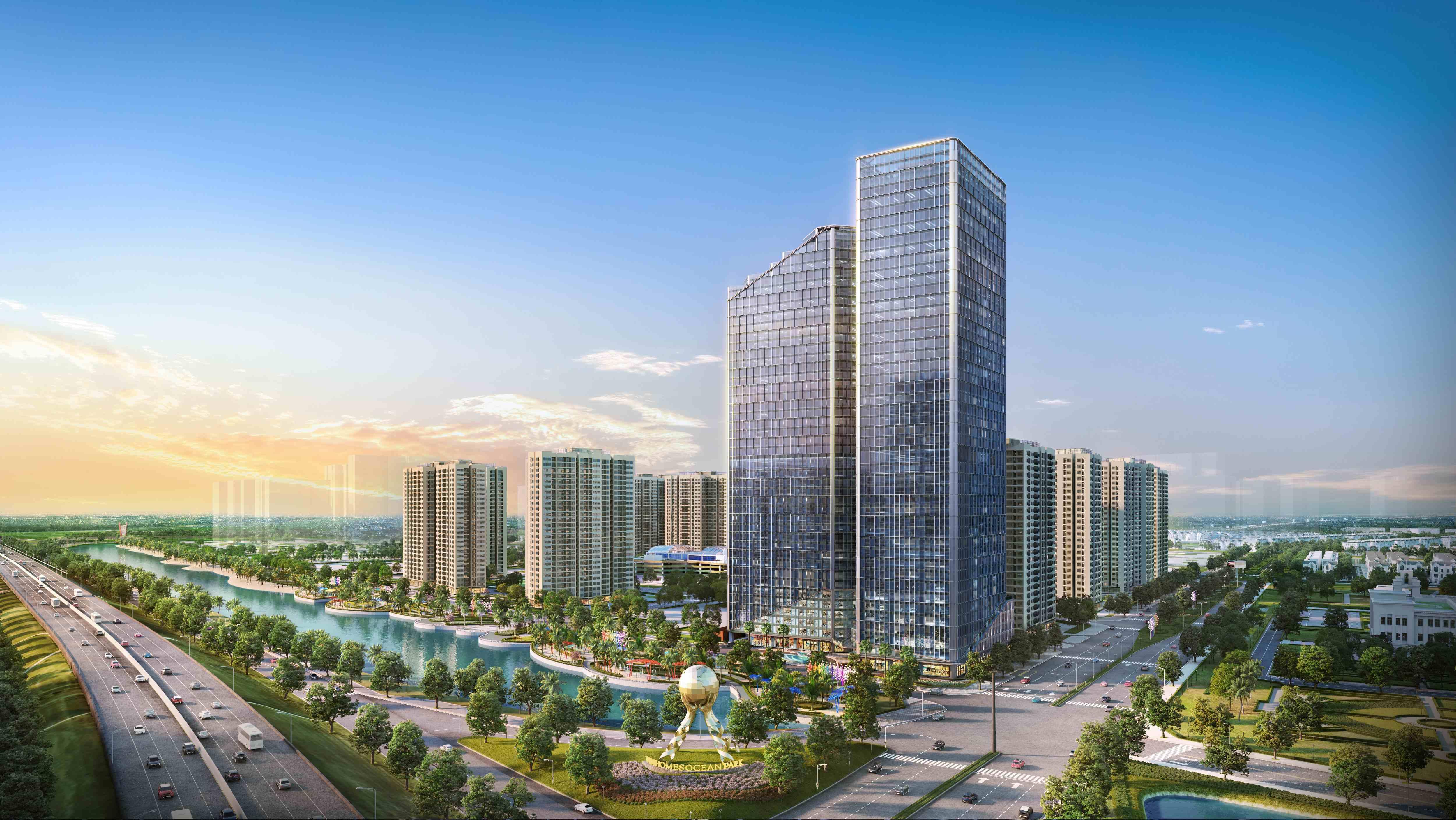Hinh anh TechnoPark Tower chinh phuc nhung con rong lua trong linh vuc cong nghe nho thiet ke xanh ben vung so 2