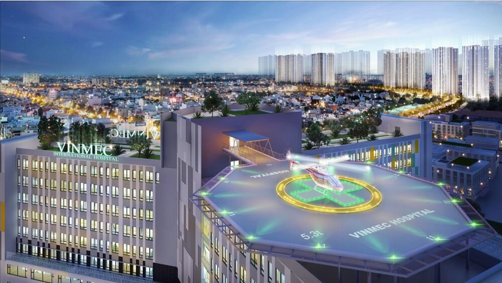 hinh anh nang tam cuoc song voi he sinh thai tien ich vinhomes smart city so 09